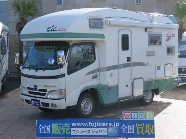 トヨタ バンテック ジル520 NoxPM適合 ディーゼルターボ
