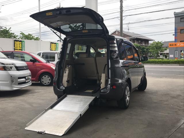 トヨタ X ウェルキャブ 車いす1台積 スロープ付 タイプI