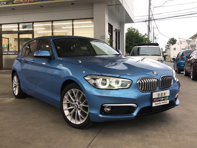 BMW ファッショニスタ オイスター本革シート アップグレード