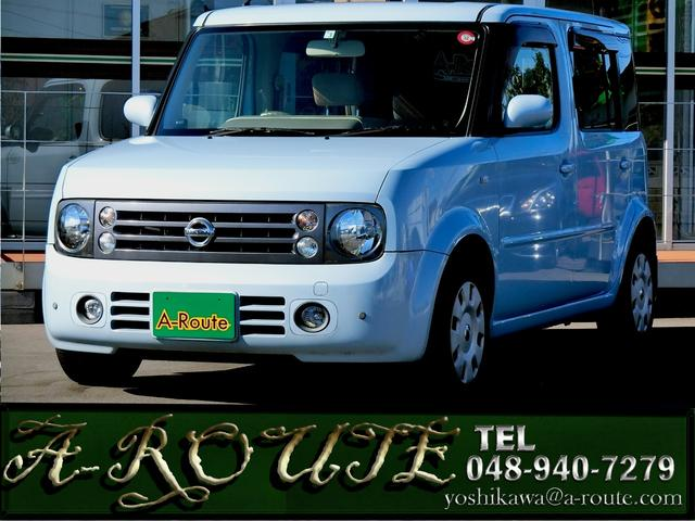 Photo of NISSAN CUBE CUBIC 15M V SELECTION / used NISSAN