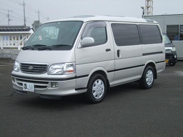 トヨタ スーパーカスタムG