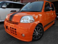 エッセカスタム タコメーター 5速MT オーディオ 色替えオレンジ