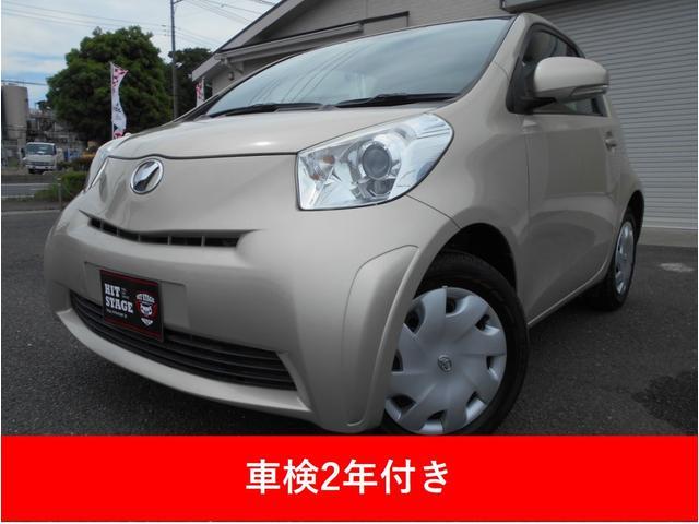 トヨタ iQ 100G ナビ タイミングチェーン Wサイドカーテンエアバック キーレス