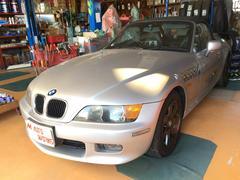 BMW Z3ロードスター2.0 後期 ポータブルナビ キーレス ETC ハーフレザー