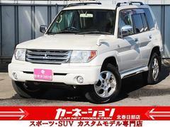 パジェロイオアクティブフィールドエディション2.0 4WD 5MT1オナ