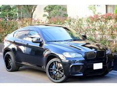 BMW X6 Mベースグレード  4WD  マフラー カーボン
