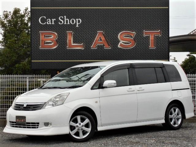 トヨタ プラタナ パワースライドドア 社外マフラー HIDライト