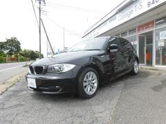 BMW116i HDDナビ フルセグ ETC HID バックカメラ