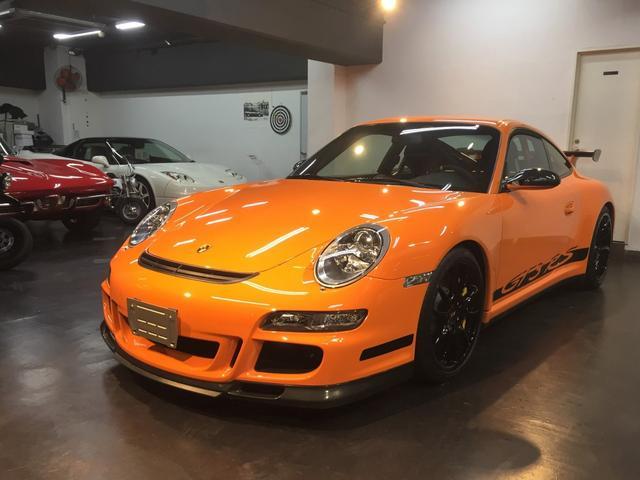 ポルシェ 911GT3RS D車 フルオプション 6MT 左ハンドル