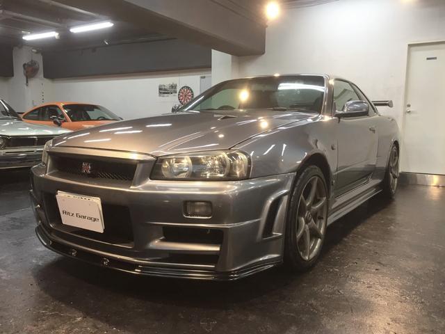 日産 GT-R NISMOフルエアロ カーボンボンネット