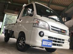 ハイゼットトラックジャンボLTD AT ツールBOX・ETC・新品アルミセット
