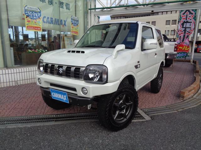 スズキ ランドベンチャー 4WD ターボ リフトアップ 社外ナビ ブルートゥース フルセグTV キーレス シートヒーター