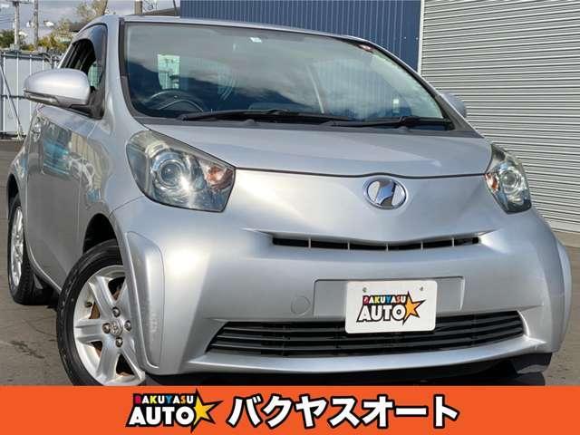 トヨタ iQ 100G ETC レザーシート