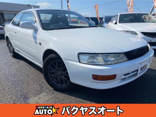 トヨタ GT APEX 5速マニュアル 4AG5バルブ TEIN車高調