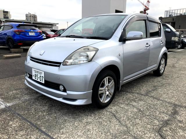 トヨタ パッソ X HIDリミテッド