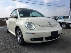 VW ニュービートルカブリオレプラス キーレス アルミホイール 本革シート ETC