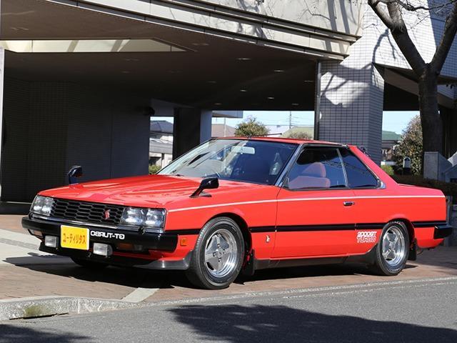 日産 GT-ESターボ 2デイズ出展車両