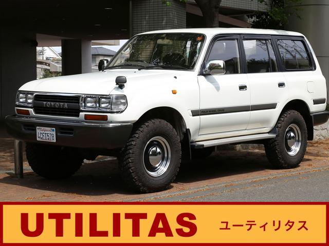 トヨタ 4.5VX特装観音 純正角目4灯 ナロー