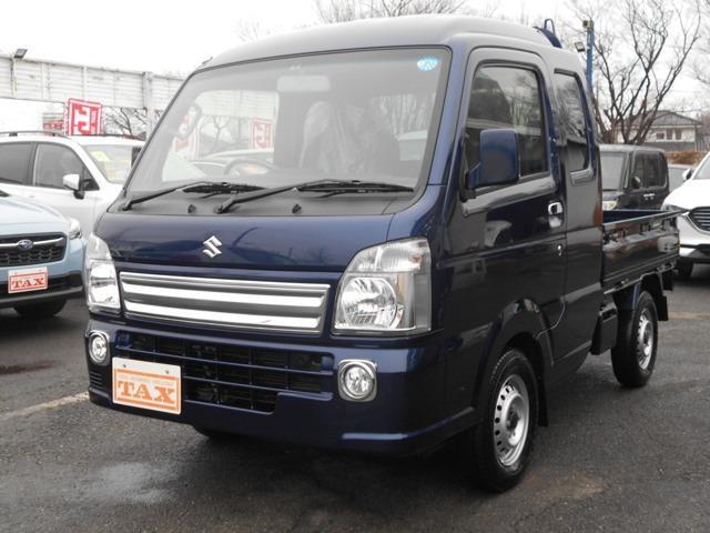 スズキ X 4WDモデル