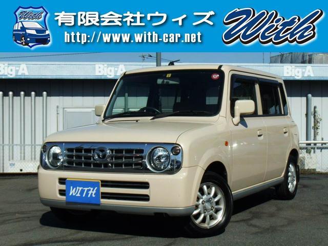 マツダ スピアーノ XS フルセグ社外ナビ付 ETC付 キーレス...