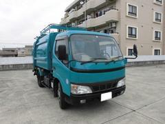 デュトロ2トンプレス式パッカー車4.2?