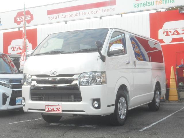 トヨタ SPGL ダークプライム 両側PS Bカメラ 登録済未使用車