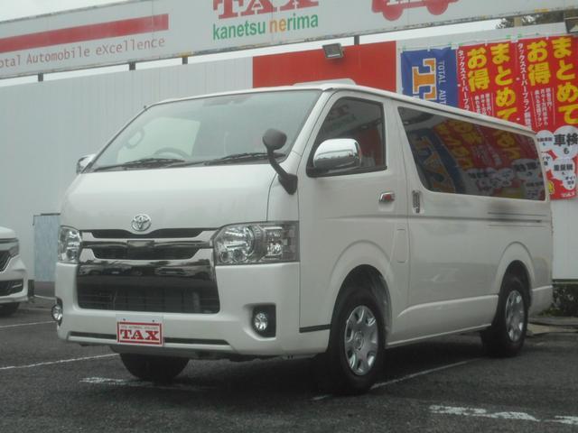 トヨタ スーパーGL ダークプライム 両側PS 登録済未使用車