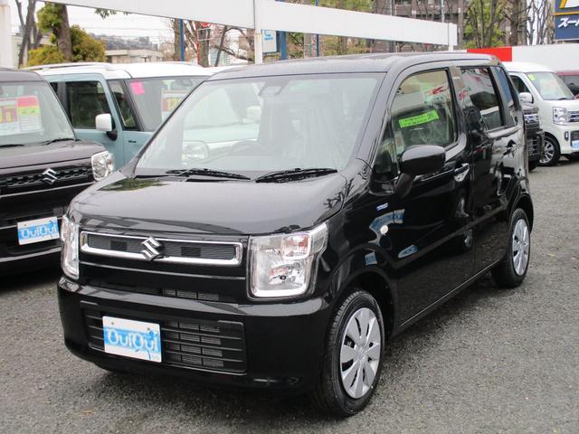 スズキ 新型HV-FX セーフテイサポート装着車 ナビTV付き