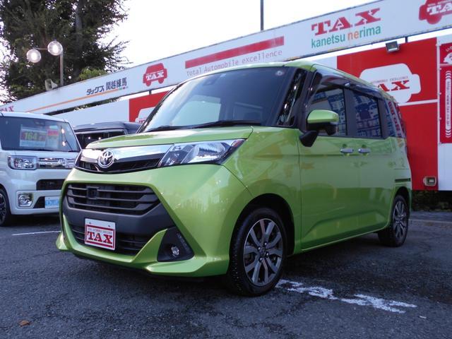 トヨタ タンク G-T 地デジSDナビTV ETC Bカメラ 両側電動スライドドア ターボ クルーズコントロール シートヒーター