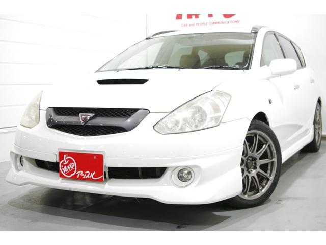 トヨタ GT-FOUR TEIN車高調 HDDナビ フルセグ SR