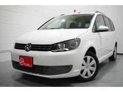 VW ゴルフトゥーランTSI コンフォートライン 当店買取 禁煙1オナ ナビTV