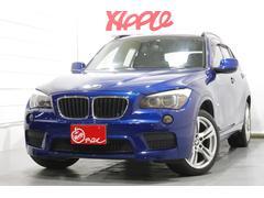 BMW X1sDrive 18i MスポーツPKG 当店買取 地デジナビ
