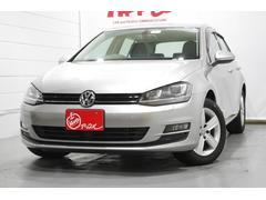 VW ゴルフTSIコンフォートラインブルーモーションテクノロジー 禁煙