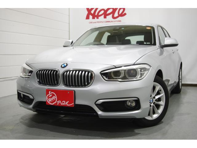 BMW 118i スタイル 当店買取 禁煙1オナ Hレザー Bカメ