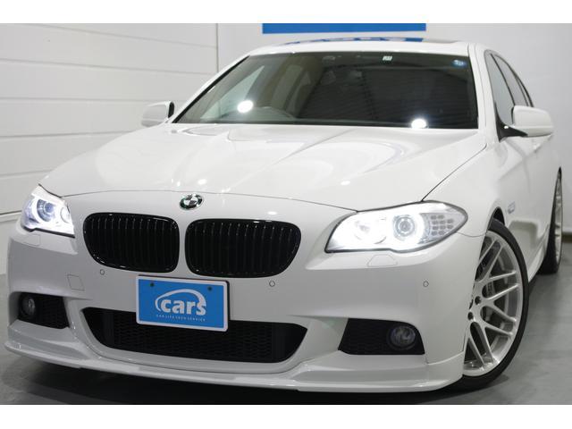 BMW 528i Mスポーツパッケージ 当店買取 禁煙 社外マフラー