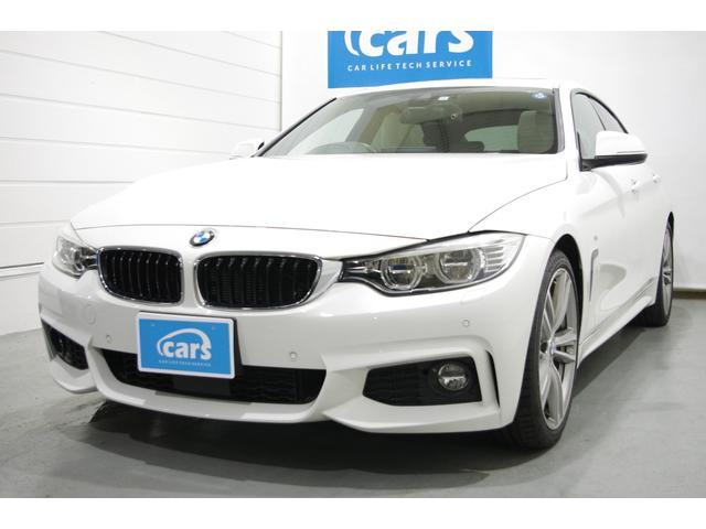 BMW 4シリーズ 428iグランクーペ Mスポーツ当店買取 禁...