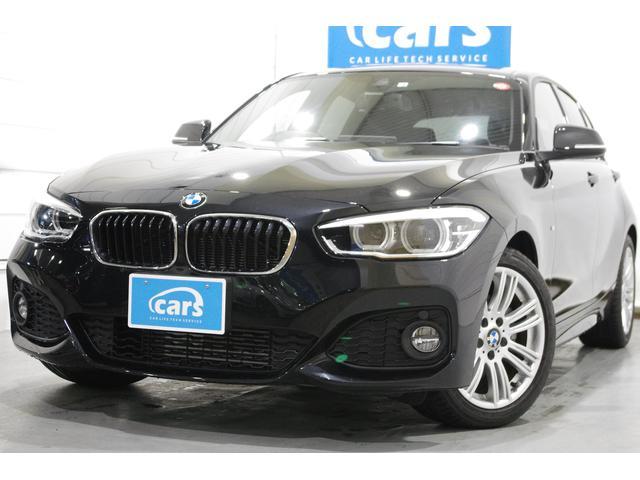 BMW 118d Mスポーツ ワンオーナ- 禁煙 LED 衝突警告