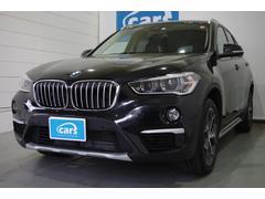 BMW X1sDrive 18i 禁煙 1オナ レザー HUD ACC