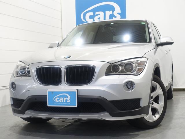 BMW X1 sDrive 18i ☆禁煙☆純正ナビ☆Bカメラ☆HIDライト☆ETC☆コーナーセンサー☆スマートキー☆ETC☆17アルミ