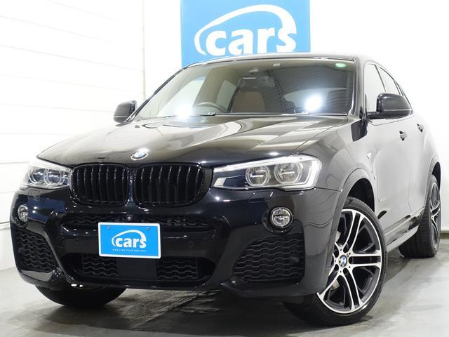 BMW X4 xDrive 35i Mスポーツ 当店買取車 禁煙 茶革シート サンルーフ コンフォートアクセス 全方位カメラ アダプティブクルーズ