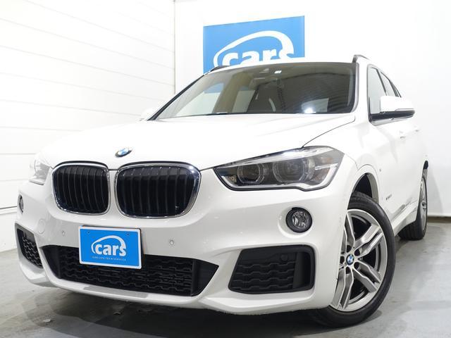 BMW sDrive 18i Mスポーツ 禁煙車 全国対応1年保証付き インテリジェントセーフティ 純正HDDナビ バックカメラ LEDヘッドライト Bluetooth CD/DVD