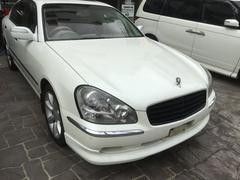 シーマ450XV サンルーフ 本革 純正ナビ ETC 車検2年付