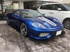 フェラーリ 360モデナF1 車高調 19&20AW マフラー