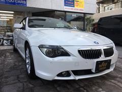 BMW645Ciカブリオレ