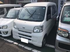 ハイゼットカーゴAC AT 軽バン ナビ TV ETC 4人乗り PS PW