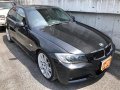 BMW323i Mスポーツパッケージ内装ウッドパネル 18インチ
