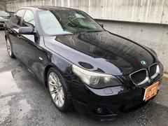 BMW530i Mスポーツパッケージハーフレザーシートパワーシート