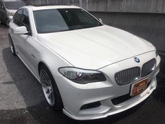 BMW528i純正HDDナビ&フルセグTVワンオーナーサンルーフ