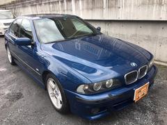 BMW540i Mスポーツサンルーフ黒革シート純正メーカーナビ