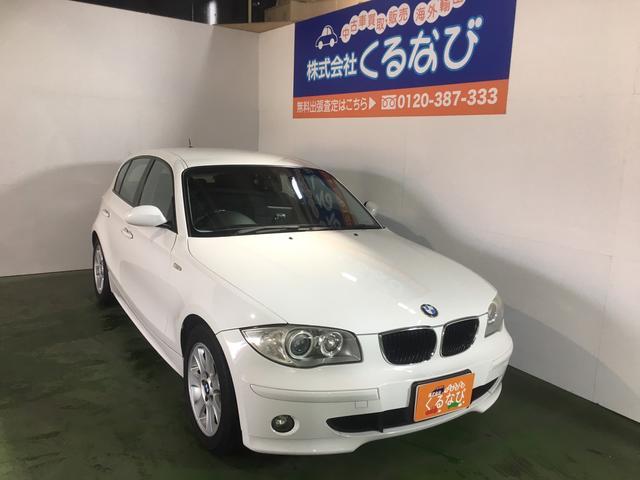 BMW 118i HIDパナソニックポータブルナビTVETC